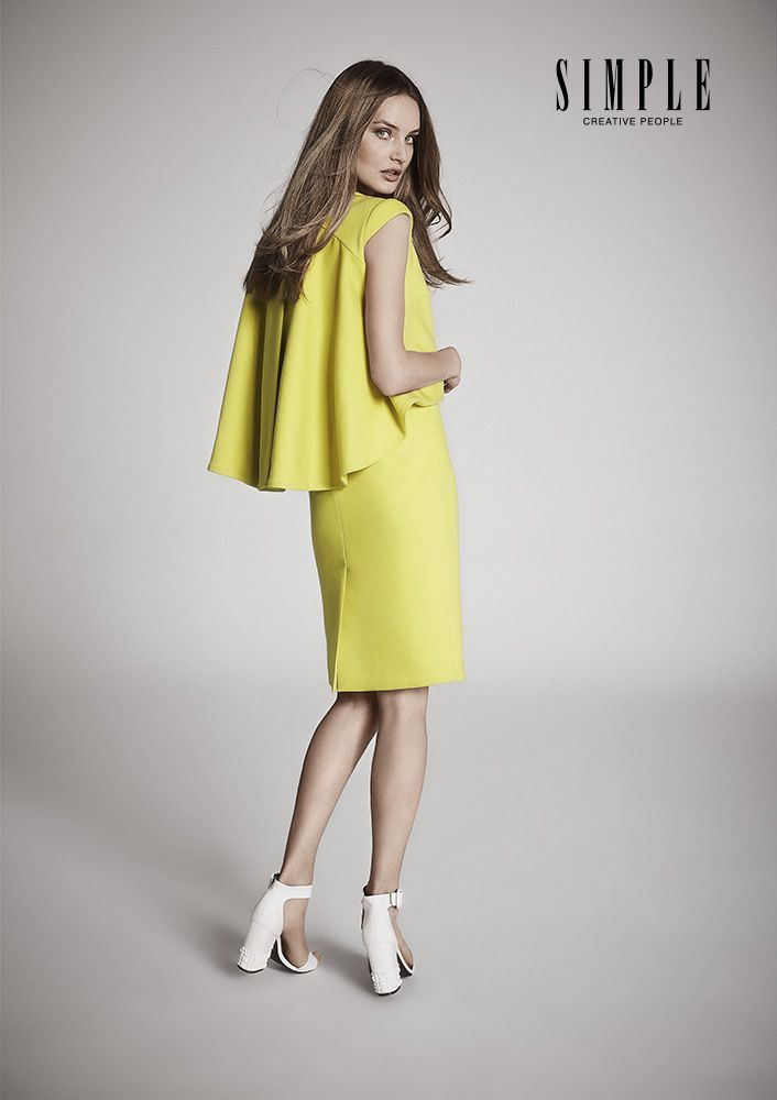 Kobiece sukienki, lejące się formy i soczyste kolory to coś czego nie zabraknie w sezonie wiosna-lato 2014.  #GaleriaMokotow #galmok #Simple #MarianaIdzkowska #fashion #moda #wiosna #kolory #lato #new #musthave #inspiracje #sklep #zakupy #lookbook #kolekcja #shopping #mokotow #2014