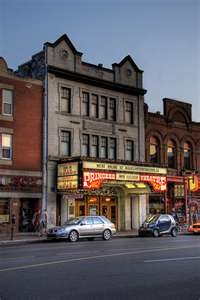 Princess Theatre, Edmonton is the perfect place to catch an international or foreign film and surround yourself with an inspiring vintage atmosphere