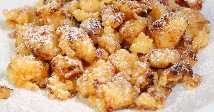 Mennyei Császármorzsa recept! A klasszikus császármorzsa receptje palacsintatésztából készül. Csodálatos osztrák - magyar édesség, amit szinte mindenki szeret. Ez egy igazán jó hazai változat, Ön is próbálja ki!