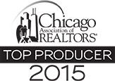 I'm proud to announce I am a Chicago Association of Realtors top producer for 2015. This coveted award is given to the top 2% producers in the Chicagoland area. I'm currently an anomaly; I'm a top producer who is not too busy for you. Call or email me if you, or anyone you know, has any real estate related inquiries. I offer free home analysis on your current property and a free MLS search for your next property.