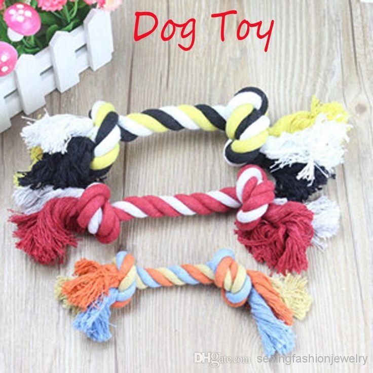 собаки игрушки любимчика веревочки хлопка игрушки любимчика игрушки pet