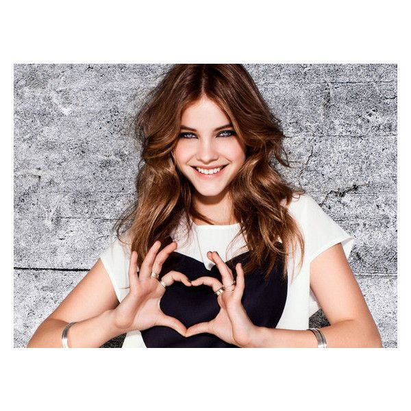 Justin Bieber's Alleged Gal-Pal Barbara Palvin 5 Things to Know About... ❤ liked on Polyvore