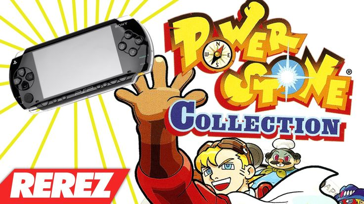Shane picks up a copy of the 'Power Stone Collection' for the Sony PlayStation Portable. Is it just a cheap port of the Dreamcast originals? Watch to find out!