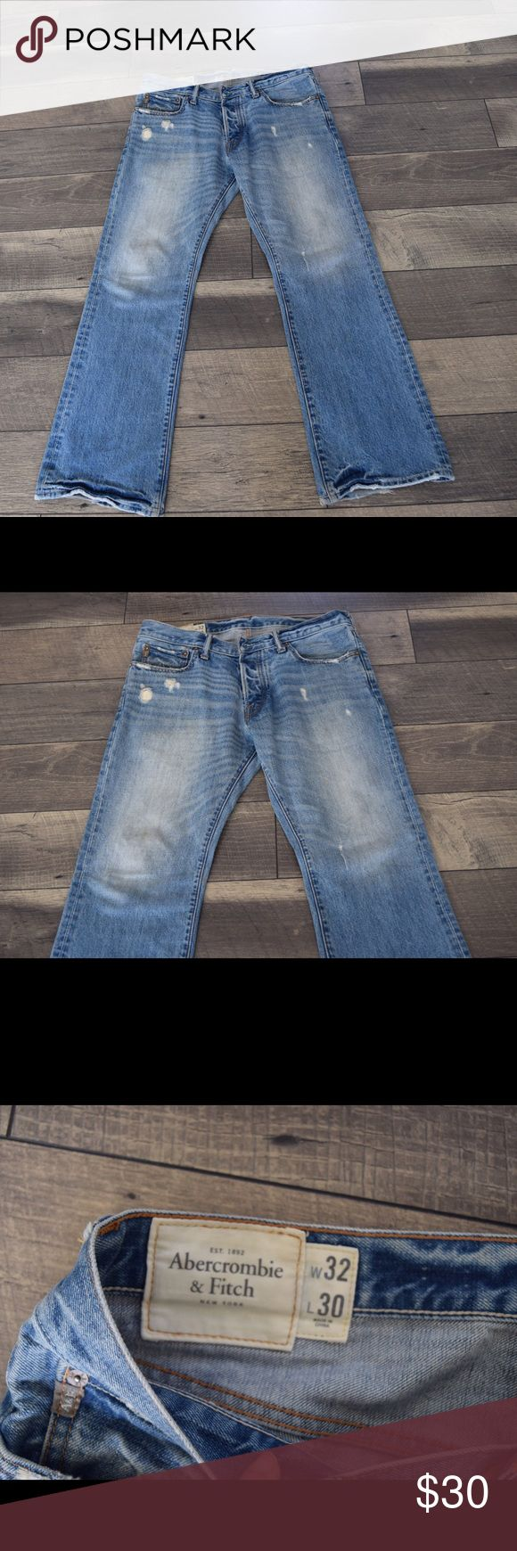 Men's Abercrombie and Fitch Jeans 32 X 30 Excellent men's jeans for sale!! Size: 32x30 Abercrombie & Fitch Jeans