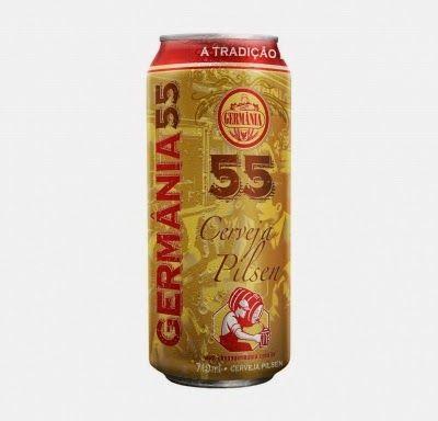 Cerve Já: Germânia 55 - Linda lata!