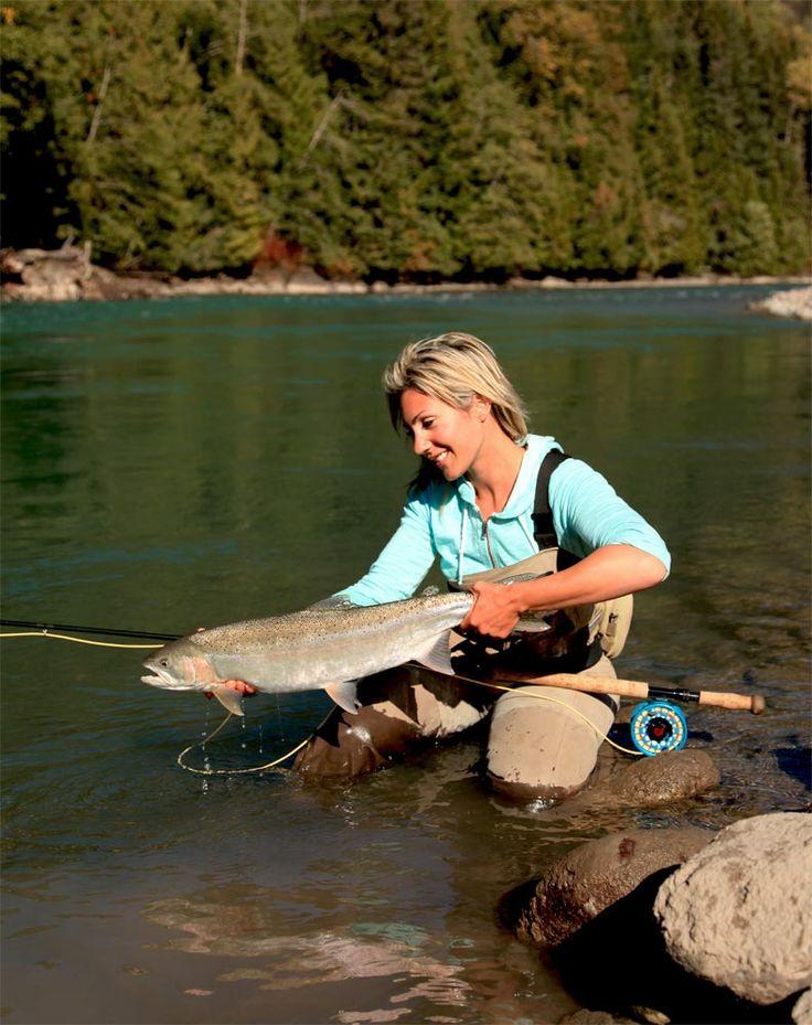 Hunting   Fishing   Photography  Girls Fly Fishing