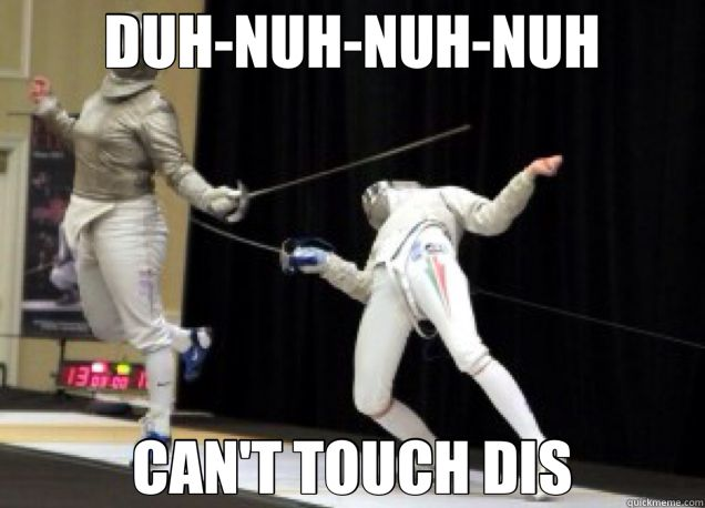 Fencing Memes - Google Search