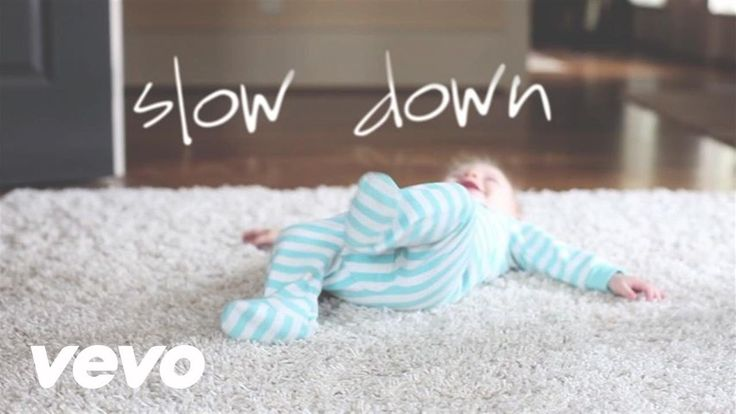 Nichole Nordeman - Slow Down (Lyric Video)--She expresses the heart of every parent who loves their children, I think.