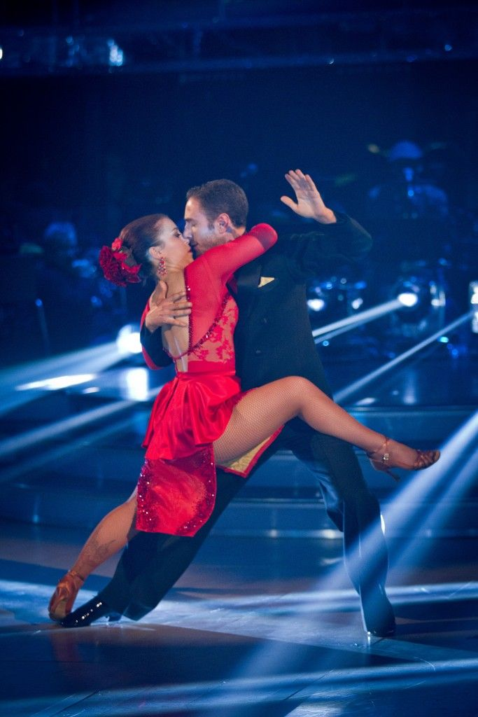 Dani and Vincent - Strictly Come Dancing - Semi Finals 2012