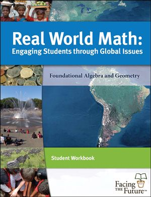 Real World Math: Engaging Students through Global Issues - Student Workbook