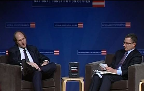 Watch what happened when Cass Sunstein was asked if a fetus should have the same rights as a horse | TheBlaze.com