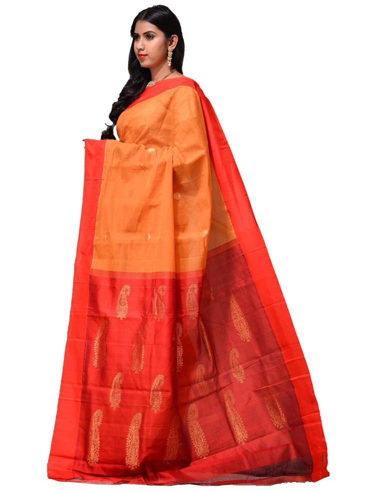 Silk Gadwal Saree g0098a