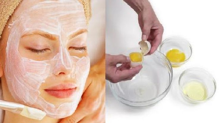 Olive Oil, Egg White and Oatmeal Face Mask - 6 Oatmeal Face Masks That Gives You…