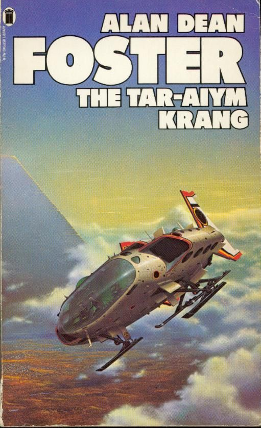 TIM WHITE _ The Tar-Aiym Krang by Alan Dean Foster - 1979 New English Library