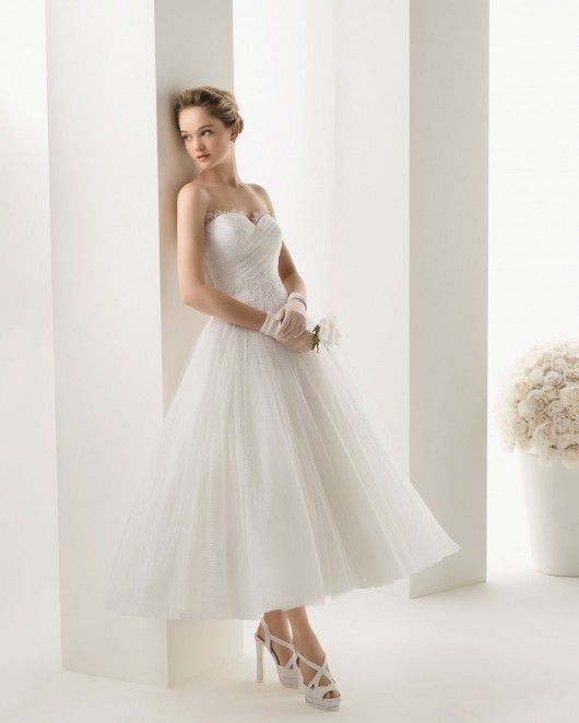 abito da sposa Mabel Two by Rosa Clará 2014