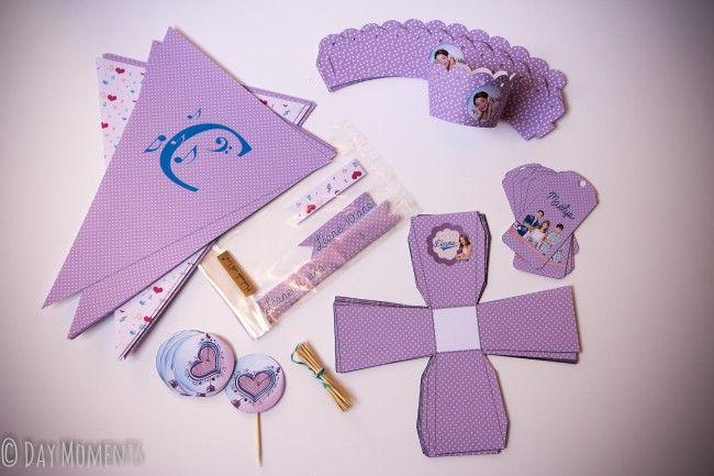 Anniversaire Violetta - Day Moments