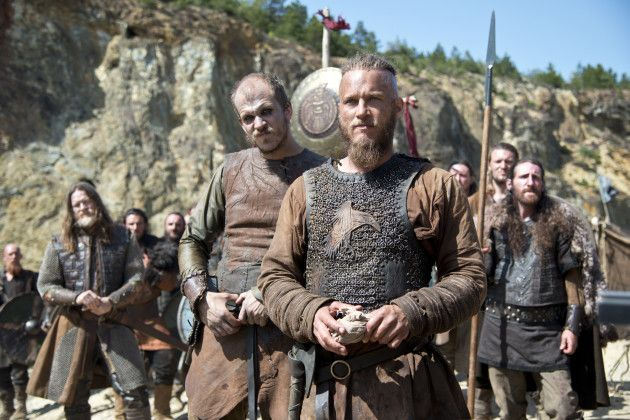 vikings+tv+show++battle | Vikings: A TV Series — and World? — Without Real Christians
