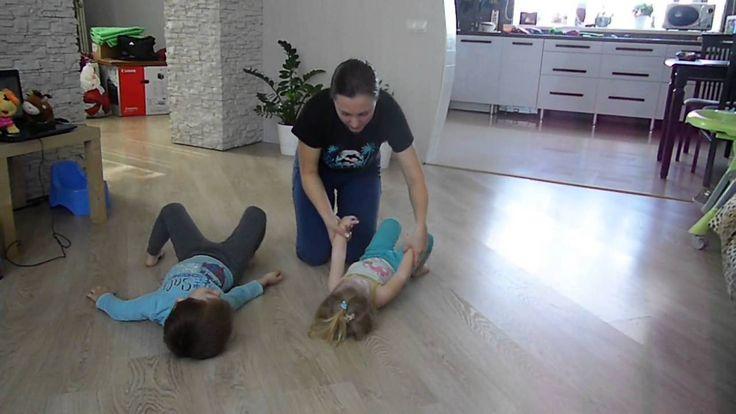 Силовые упражнения для детей 2-3 лет