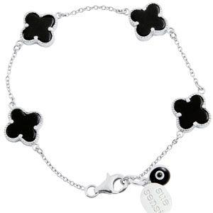 Sue Sensi Design Big Love Bracelet