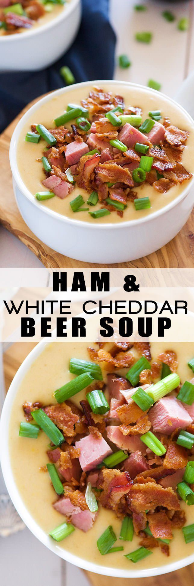 Best Beer Cheese Soup | Easy, Recipes, Bacon,  Healthy, Low Carb, Creamy, With Ham, Simple