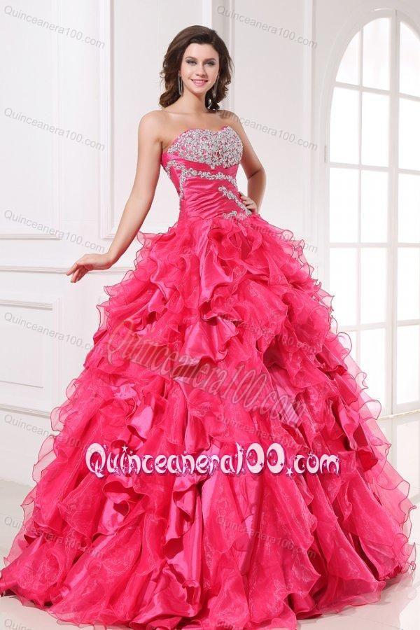 111 best Quinceanera dresses images on Pinterest | Ballroom dress ...