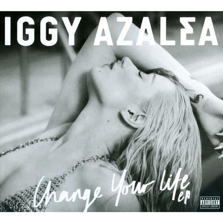 Iggy azalea - Change your life (CD)