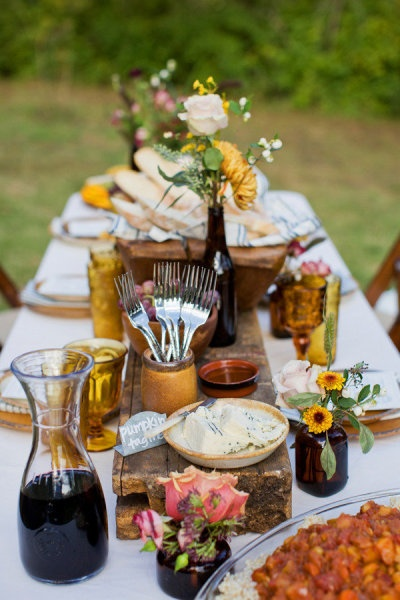 1000 Images About Braai Table Setting Ideas On Pinterest