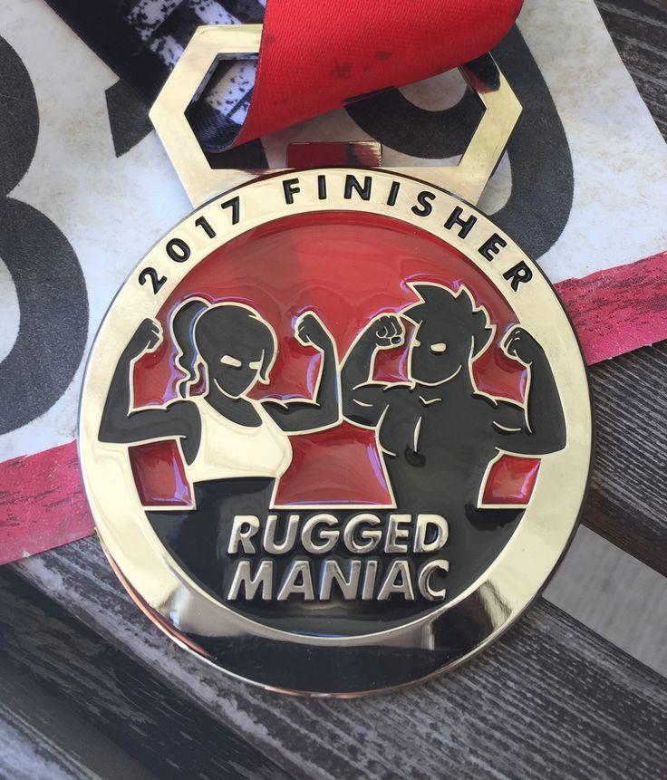 Rugged Maniac 5K Kitchener, ON Jun 2017 #ruggedmaniac #blingjunkie