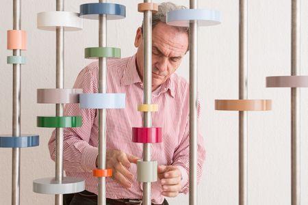 Alberto Garutti in mostra al PAC di Milano con la personale didascalia/caption. http://www.polpettas.com/alberto-garutti/