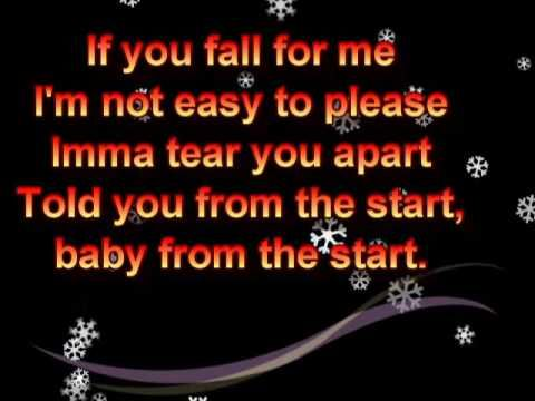 Break Your Heart:Taio Cruz Lyrics This song reminds me of be leave it or not my ex girlfriend from where I used to live, it sounds weird but this really does sound like that relationship in a nutshell.