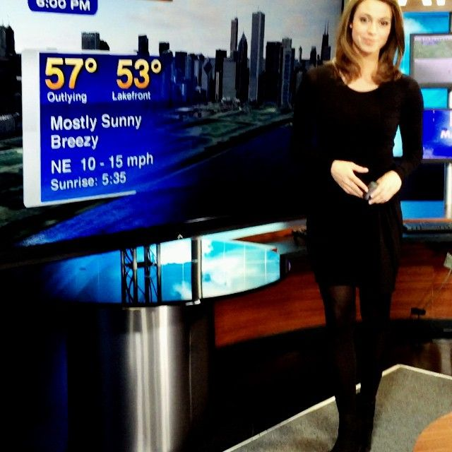Your tonight/tomorrow forecast: It's going to get chilly overnight. Lows near 40  @abc7chicago #Chicago #weather #instacast