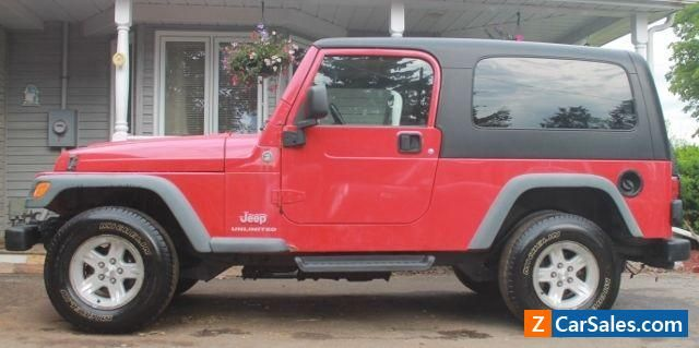 Jeep: Wrangler Jeep LJ Extended version of TJ #jeep #wrangler #forsale #canada