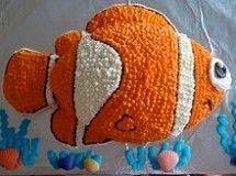 Finding Nemo birthday party ideas #finding_nemo_birthday_party #toddler_birthday_party #finding_nemo_birthday_party_ideas