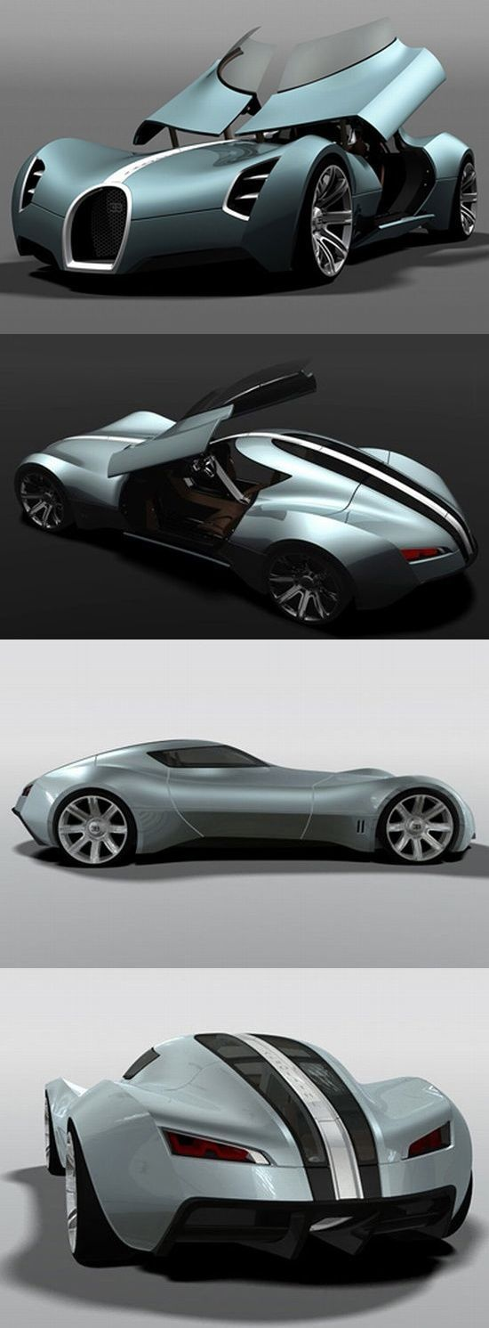 35 Concept Cars That Are Too Cool For You to Ever Drive - Spikey