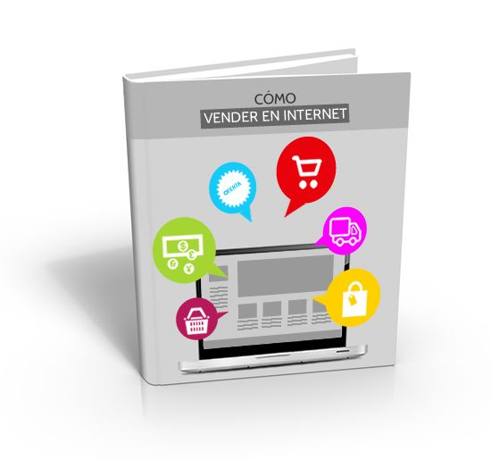 """""""Cómo vender en Internet"""": eBook gratis sobre ventas online"""