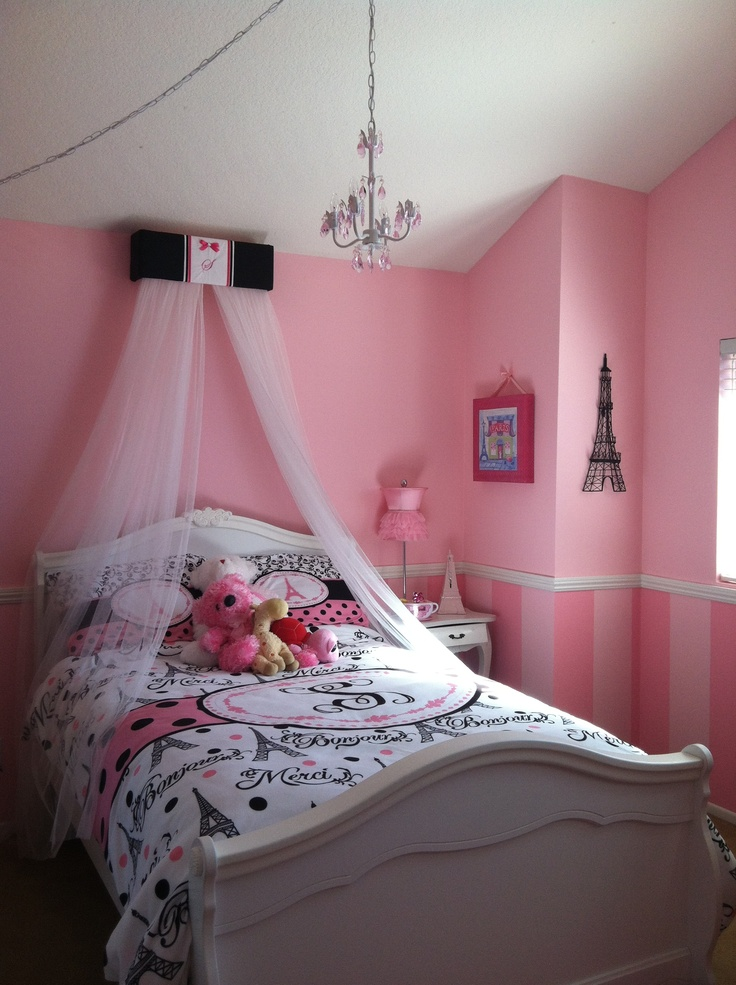 Top 49 Ideas About Sydni S Paris Bedroom On Pinterest