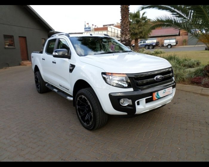 2014 FORD RANGER WILDTRAK 3.2 4X4 AUTO: Rêver Voitures, 2014 Ford ...