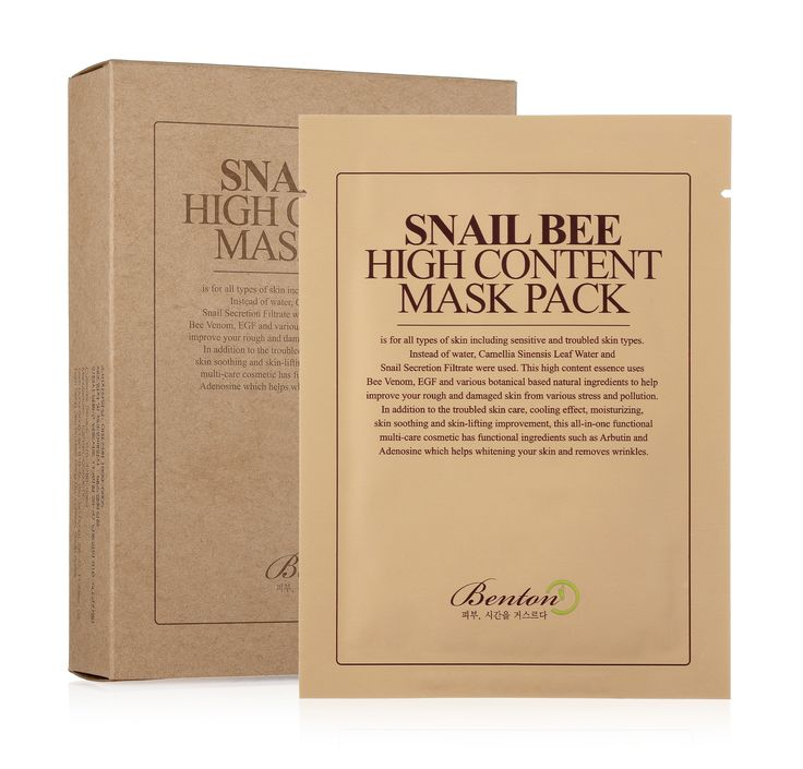 Benton Snail Bee High Content Sheet Mask Review - does Benton's mask live up to the hype of its Essence? Find out as Vickie reviews it on irritated skin!