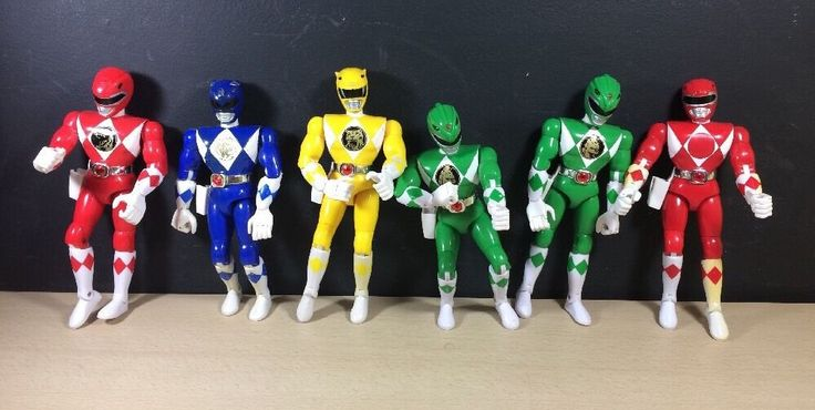 1993 vintage power rangers action figure lot of 6 morphing bandai 1/6 1994 | Toys & Hobbies, Action Figures, TV, Movie & Video Games | eBay!