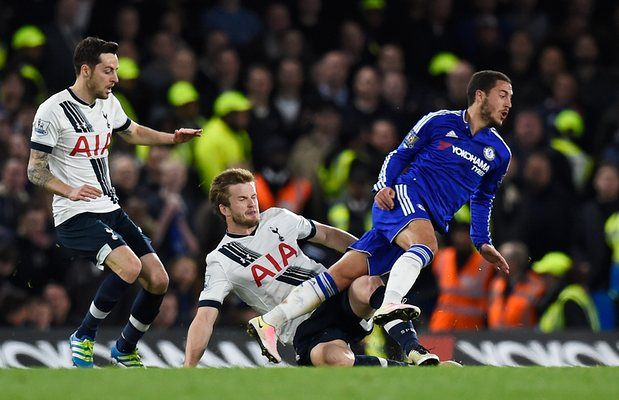Chelsea v Spurs Battle Of The Bridge Controversy