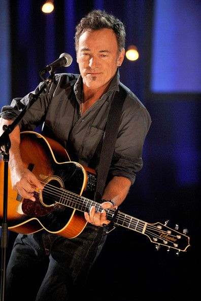 Bruce Springsteen - Hope For Haiti Now: A Global Benefit For Earthquake Relief - New York