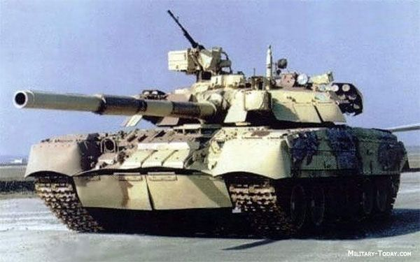 The T-84 Main Battle tank: Development of the T-84 began in the late 1980s, and it was revealed in 1995. It entered service with Ukrainian Army in 1999. The only export operator is Pakistan, which acquired 320 of these MBTs.