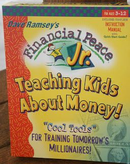How to Run Dave Ramsey's Chore System {for kids} – Krista Gilbert
