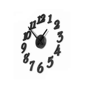 Made of EVA material, can be used as EVA clock. Available for all sizes, shapes and colors. Size: 38.5 cm diameter.