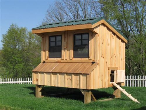 This is in the craft section because I want to build this for next summer when I get my chickens!!