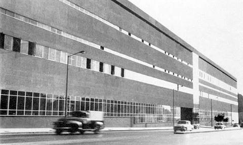 Fix brewery // Takis Ch.Zenetos // Athens (1957-1959/1963)