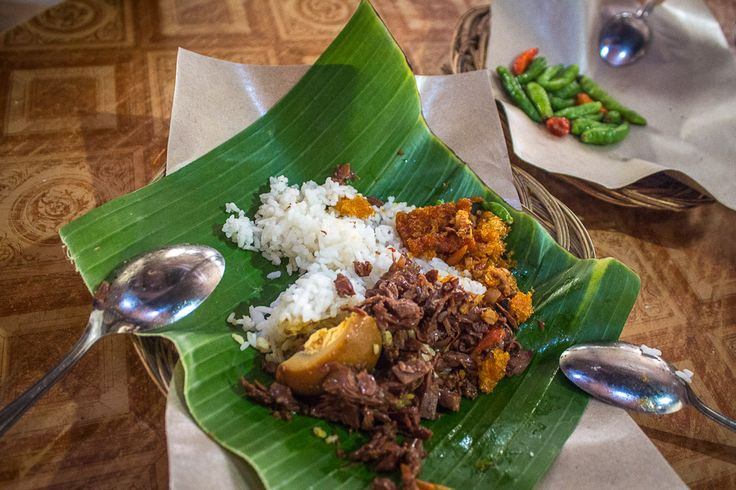 Gudeg Yu Djum Yogyakarta: Making nasi gudeg in Central Java