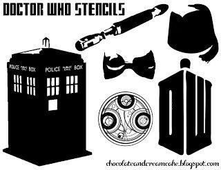 Yarn, Food & Words.: 5 Doctor Who Craft Ideas