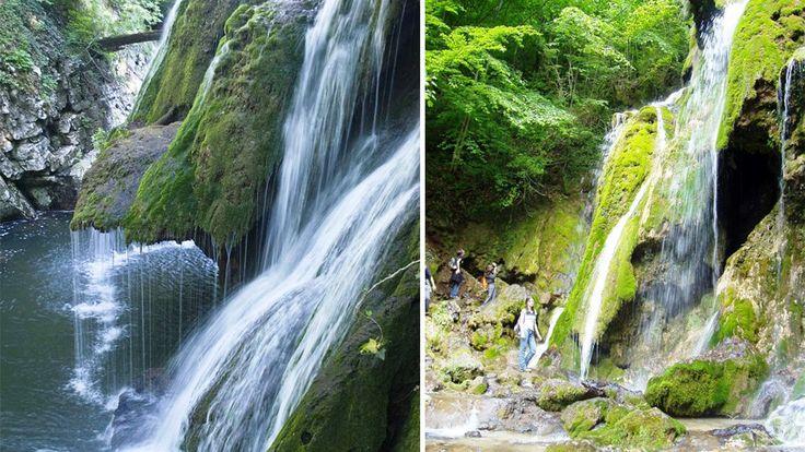 Bigar waterfall Tourism, Romania