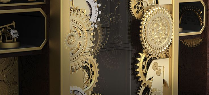 The Most Luxurious Safes in the World   Basel Shows #baselshows